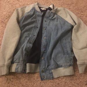 Cherokee Jackets & Coats - Boys Jean/sweatshirt Jacket